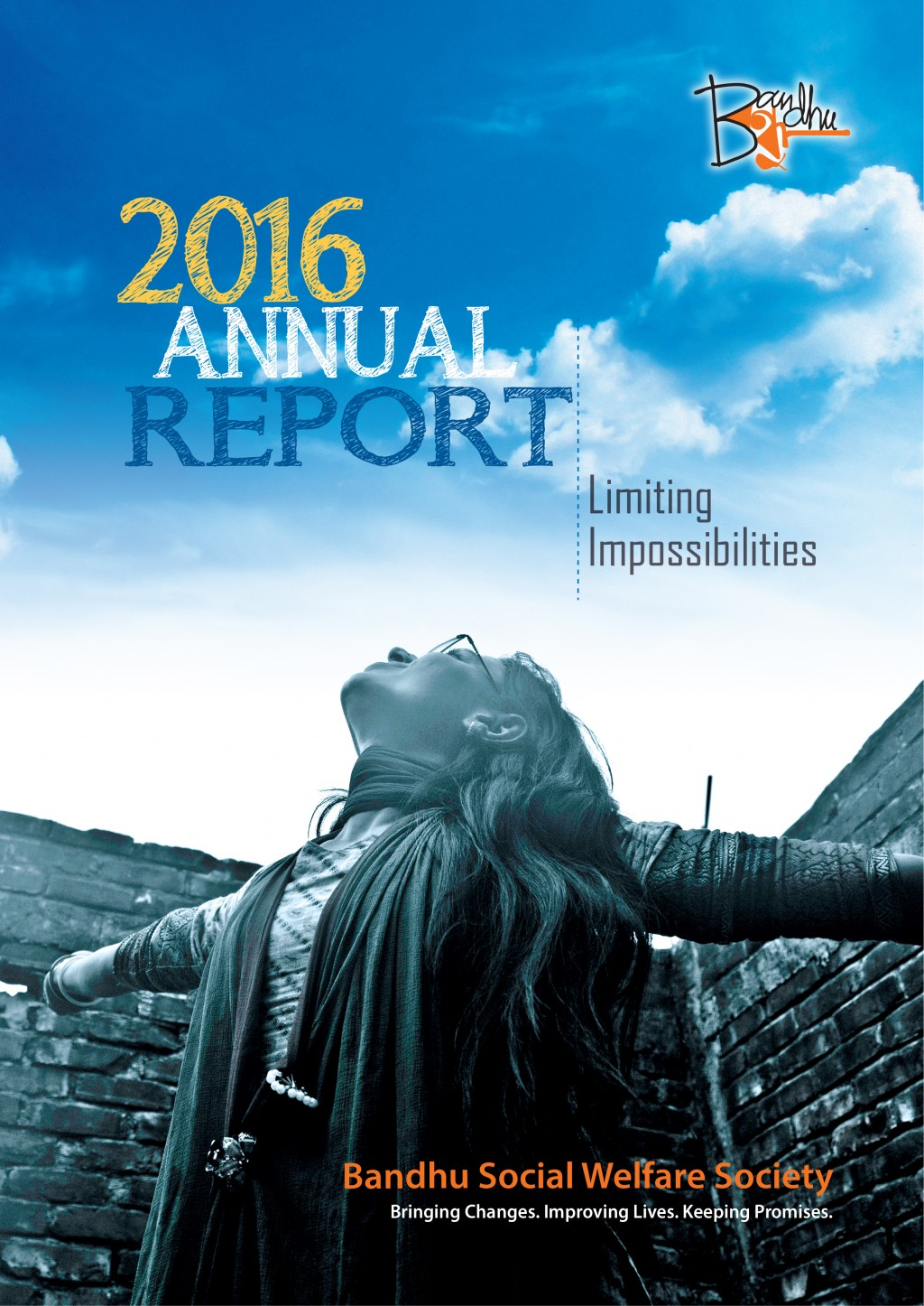 Annual Report 2016 of Bandhu